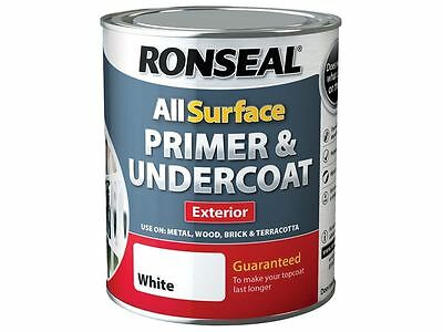 Ronseal - One Coat All Surface Primer & Undercoat 750ml