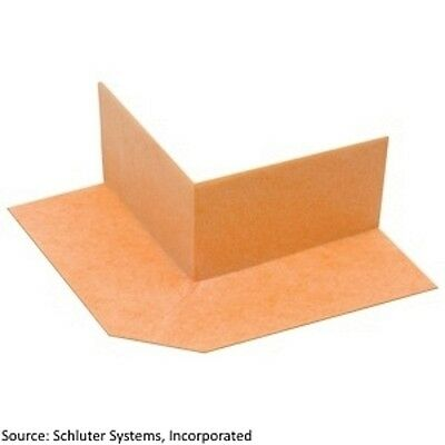 Schluter Systems Kerdi Outside Corners 90 Degree - 2 Pack
