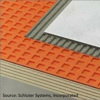 Schluter Systems Ditra XL 175 SF Roll Uncoupling Membrane
