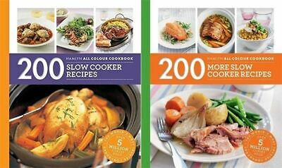 200 Slow Cooker & 200 More Slow Cooker Recipes - Hamlyn All Colour Cookbooks