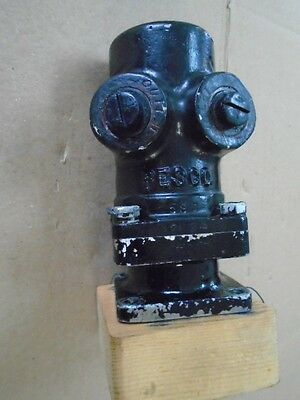 1 Ea Pesco Hydraulic Oil Pump Assy For Various Vintage Aircraft P/n: 196-Ca