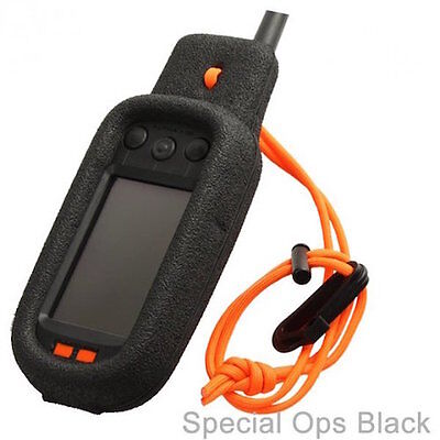 GizzMoVest for Alpha 100 High-tech Composite Molded Case in Special Ops Black