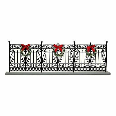 Byers Choice Wrought Iron Fence (625)