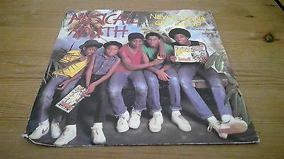 """Musical Youth – Never Gonna Give You Up - 7"""" Vinyl Record Single"""
