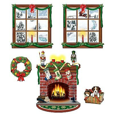 Beistle Indoor Christmas Decor Props Not Applicable pkg/1