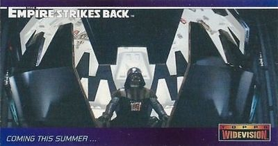 Star Wars - Empire Strikes Back (ESB) - Promo Card #0 - 1995 TOPPS WV - NM