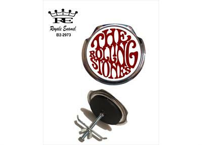 Royale Car Grill Badge + Fittings - THE ROLLING STONES - B2.2973