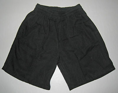 NEW school uniform shorts pants Black size 5 to 16