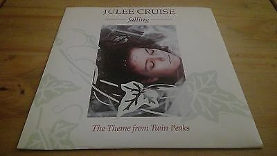 "Julee Cruise ‎– Falling - Theme From Twin Peaks - 7"" Vinyl Record Single"
