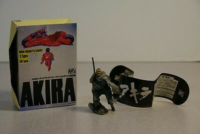 Akira Mini Vignette Series Colonel Action Figure (2002, K&M)