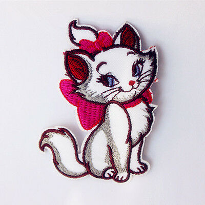 Embroidery Sew Iron On Patch Badge Clothes Fabric Transfers Lace Trim Applique