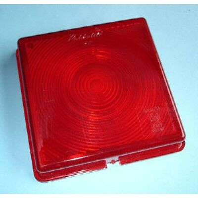 Ifor Williams Horse Trailer Red Rear Stop & Tail Light Lens NEW