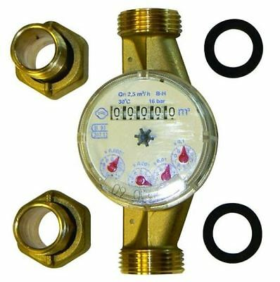 "3/4"" Class C Secondary Water Meter"