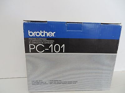 Brother PC-101 Printing  Cartridge