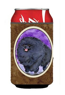 Carolines Treasures SS8686CC Pomeranian Can Or bottle sleeve Hugger. Shipping In