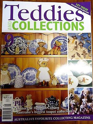 Teddies And Collections Magazine Issue 1