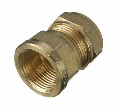 """15mm x 1/2"""" Compression Female Adapter"""