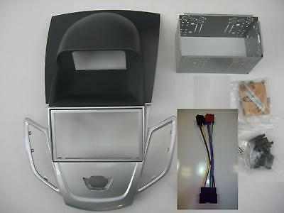 Panel frame set double 2 Din FORD FIESTA from 2011