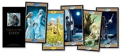Lo Scarabeo TAROT OF THE ELVES (cards)