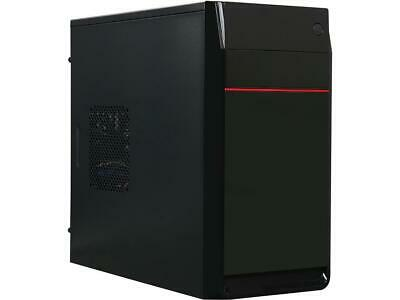 CASE ROSEWILL Micro ATX Mini Tower Computer Case, Supports Micro-ATX/Mini-ITX M/