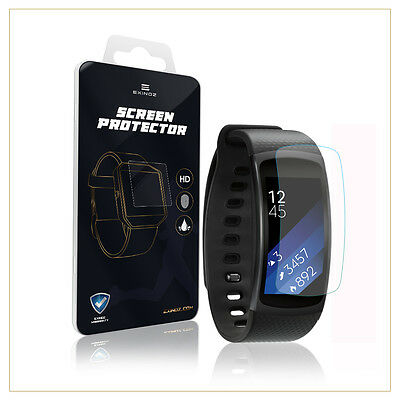 EXINOZ® Samsung Fit2  Screen Protector I High-quality Protection with Warranty