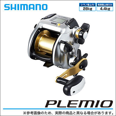 NEW Shimano PLEMIO 3000 Electric Reel from japan