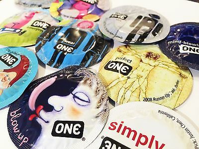 10 pcs PREMIUM ONE Condoms latex Super Sensitive - discreet & free shipping