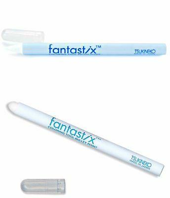 Tsukineko Fantastix Pen Colour Applicator Pen For Blending, Brush Or Bullet Tip