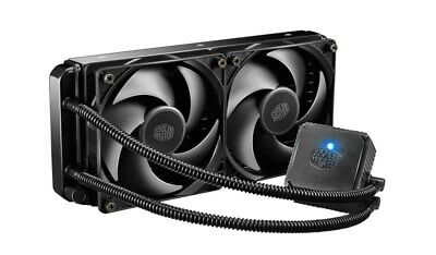 Master Cooler Seidon 240V all in one Blue LED CPU Liquid Cooling Kit