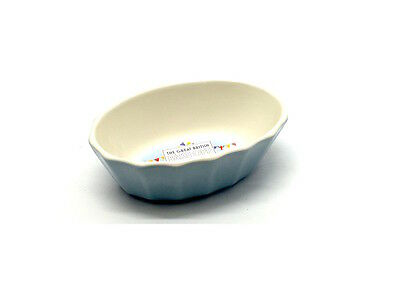 Official Great British Bake Off Blue Ceramic Individual Pie Dish