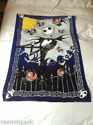 The Nightmare Before Christmas Collectors Poster- Tim Burton - 1994 - Gb eye