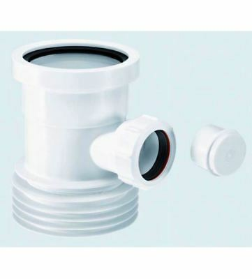 McAlpine WC-BP1 Pan Connector Boss Pipe Adapter