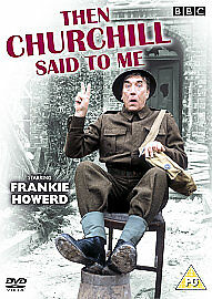 Then Churchill Said To Me Dvd Frankie Howerd Brand New & Factory Sealed