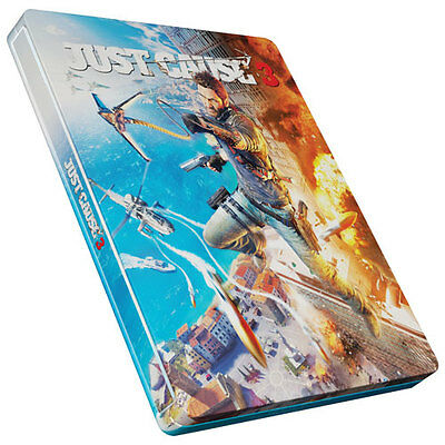 Just Cause 3 Steelbook - G2 | PC | PS4 | XBOX ONE