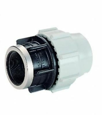 "PLASSON 20mm x 3/4"" Female BSP Adaptor - 7030"