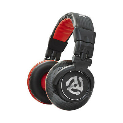 Numark Red Wave Carbon Professional-Level DJ Headphones