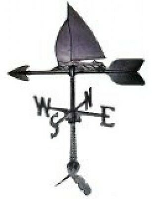 Montague Metal Products WV-171 100 Series 60cm . Sailboat Weathervane. Delivery