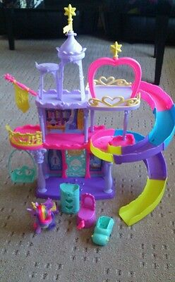 My little pony castle