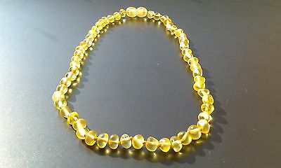 100% natural Baltic amber necklace baby health