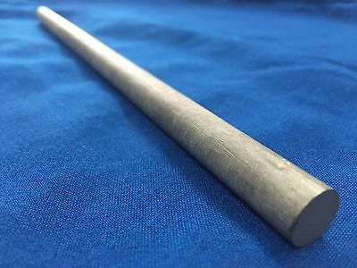 Torrey Hills Tech High Purity Tungsten Rod Unpolished 0.5''(D)x 12''(L)