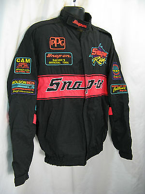 1994 Snap On Molson Indy Toronto Vancouver Jacket Neon PPG IHRA Tool Andretti