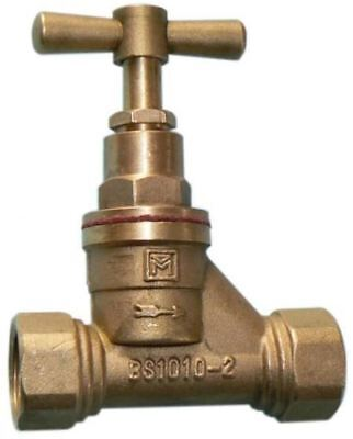 "3/4"" Brass Female Thread Stopcock"