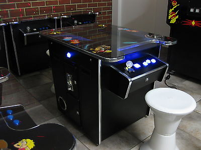 "HUGE!!! 22"" LCD Table Top Video Game Arcade Machine - 60 in 1 or 412 in 1"