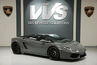 2011 Lamborghini GALLARDO LP560-4 Bicolore Special Edition Automatic Coupe