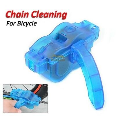 Bike Chain Washing Device Cycling MTB Bicycle Scrubber Cleaner Cleaning Tool New