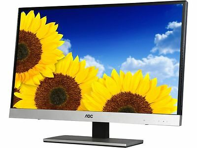 "AOC I2757FH-B 27"" Ultra-Slim IPS LED Monitor with Ultra-Narrow Bezel (5ms)"