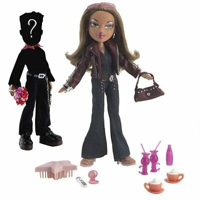 Bratz Secret Date Yasmin And Mystery Date 2-In-1 Doll Set Rare Collectible