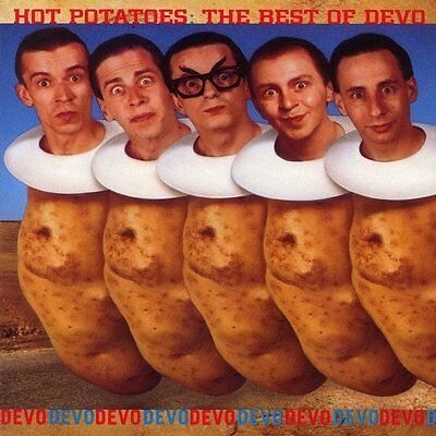 Devo - Hot Potatoes...the Best Of Devo: Cd Album (1993)