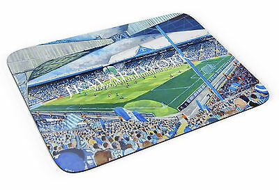 Hillsborough Stadium Art(2) Mouse Mats - Sheffield Wednesday FC