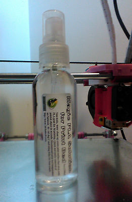 "100ml 3D printing adhesive ""Magic PLA Solution for print bed"" by 3D-Bottech"